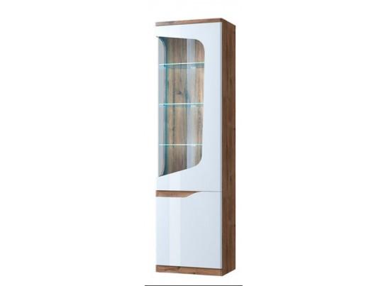 Эвора, Шкаф с витриной 1V1D P