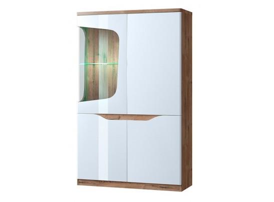 Эвора, Шкаф с витриной 1V3D L