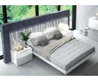 Кровать Vanessa Fenicia 606 с подсветкой