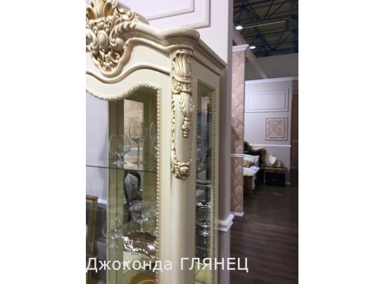Гостиная «Джоконда» (крем глянец)