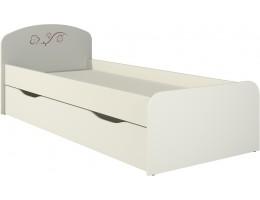 Кровать односпальная Тедди КР-3Д1/Д0