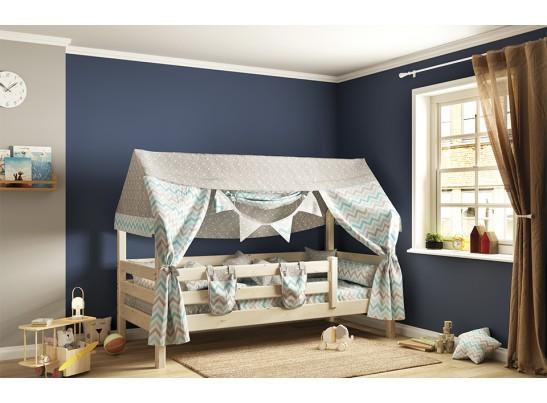 Кровать с надстройкой Соня